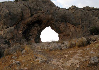 Ruta Cerro el Jabalcón, el que todo lo ve