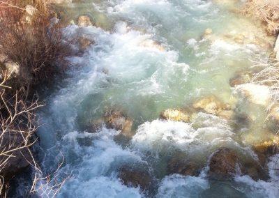 Ruta del agua: explorando el oro azul